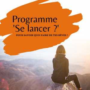 Programme en autonomie